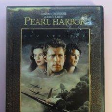 Cinéma: 2 DVD - PEARL HARBOR - BEN AFFLECK. Lote 54696481