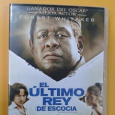 Cine: EL ULTIMO REY DE ESCOCIA (FOREST WHITAKER). Lote 54697611