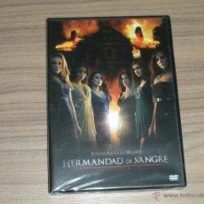 Cine: HERMANDAD DE SANGRE DVD TERROR NUEVA PRECINTADA. Lote 98851208