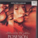 Cine: DVD POSESION - CON GWYNETH PALTROW -----------(REF M1 E1). Lote 54716486