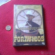 Cine: DVD FILM PELICULA FORAJIDOS GEORGE KENNEDY ART HINDLEY VER FOTO/S Y DESCRIPCION. PRECINTADO. SIN USO. Lote 54723468