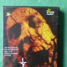 Cine: EL LIBRO DE LAS SOMBRAS B W 2 - LA VERDAD ES MÁS TERRORÍFICA QUE LA FICCIÓN . DVD. Lote 54731291