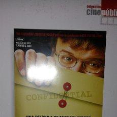 Cine: FARENHEIT 9/11. Lote 54745713