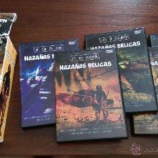 Cine: HAZAÑAS BELICAS. ESTUCHE CON 5 DVDS.. Lote 54758376