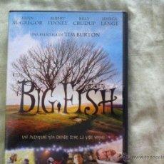 Cine: DVD BIG FISH-TIM BURTON. Lote 54779840