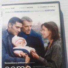 Cinema: COMO LOS DEMÁS **DE VINCENT GARENQ CON LAMBERT WILSON, PILAR LOPEZ DE AYALA, PASCAL ELBE. Lote 54783817