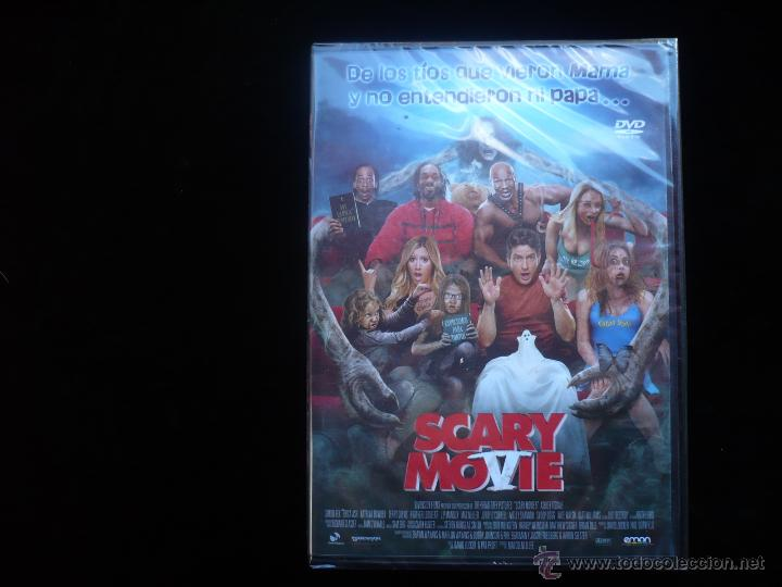 Scary Movie 5 Nueva Precintada Sold Through Direct Sale 54794031