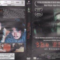 Cine: THE RING EL CIRCULO ..DVD. Lote 54839691