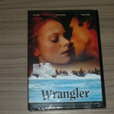 Cine: WRANGLER DVD NUEVA PRECINTADA. Lote 218470456