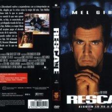 Cine: RESCATE (RANSOM ) (1996) NUEVA. EDITADA POR TOUCHSTONE PICTURES.. Lote 54834224