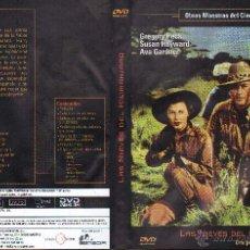 Cine: LA NIEVES DEL KILIMANJARO -- DVD. Lote 54869728