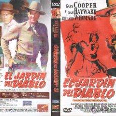 Cine: EL JARDIN DEL DIABLO DVD. Lote 54917538