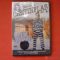 Cine: DVD: SOY UN PRÓFUGO (CANTINFLAS) 2010, COASTLINE (NUEVO) ¡ORIGINAL!. Lote 54934654