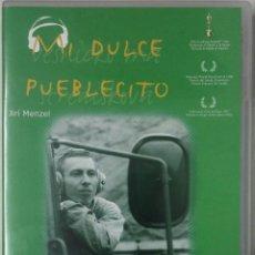 Cine: MI DULCE PUEBLECITO (1985) - JIRI MENZEL - DESCATALOGADO - DVD - PACK PRIMAVERA DE PRAGA - HRABAL. Lote 95972576