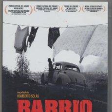Cine: BARRIO CUBA: (SUPER-PREMIADA). PERSONAJES FELICES POR FUERA, PERO ROTOS POR DENTRO. Lote 54951826