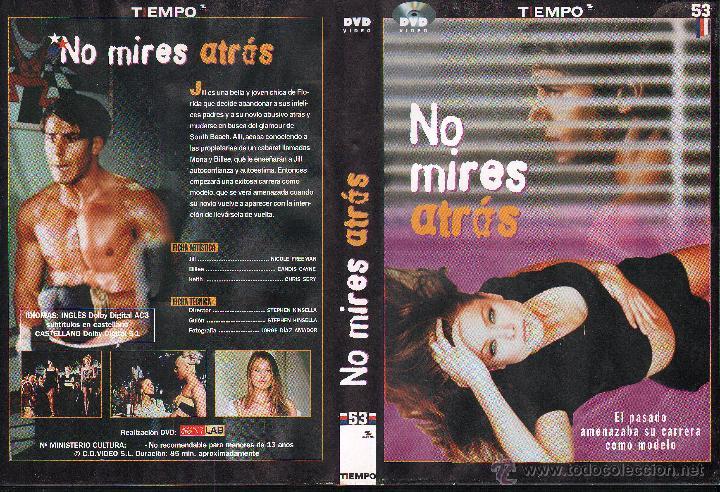 NO MIRES ATRAS ...DVD (Cine - Películas - DVD)
