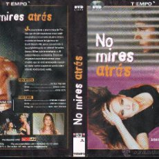 Cinema - NO MIRES ATRAS ...DVD - 54955947