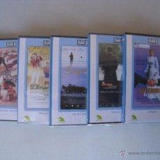 Cine: LOTE 5 DVD - COLECCION UN PAIS DE CINE 2 - CINE ESPAÑOL - PRECINTADOS.. Lote 54958311