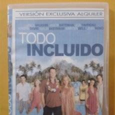 Cine: TODO INCLUIDO (VINCE VAUGHN). Lote 54983065