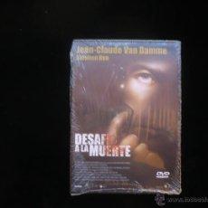 Cine: DESAFIO A LA MUERTE (DVD NUEVO PRECINTADO ). Lote 194299180