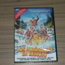 Cine: LOS ALBONDIGAS EN REMOJO DVD NUEVA PRECINTADA. Lote 222317763