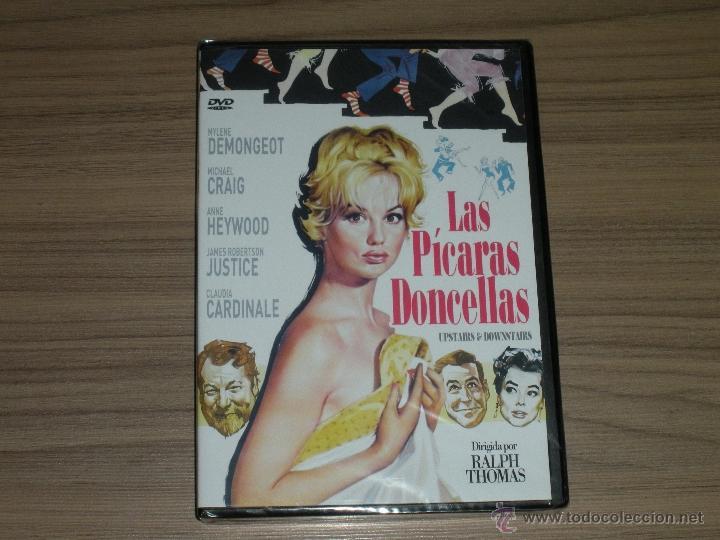 LAS PICARAS DONCELLAS DVD CLAUDIA CARDINALE NUEVA PRECINTADA (Cine - Películas - DVD)