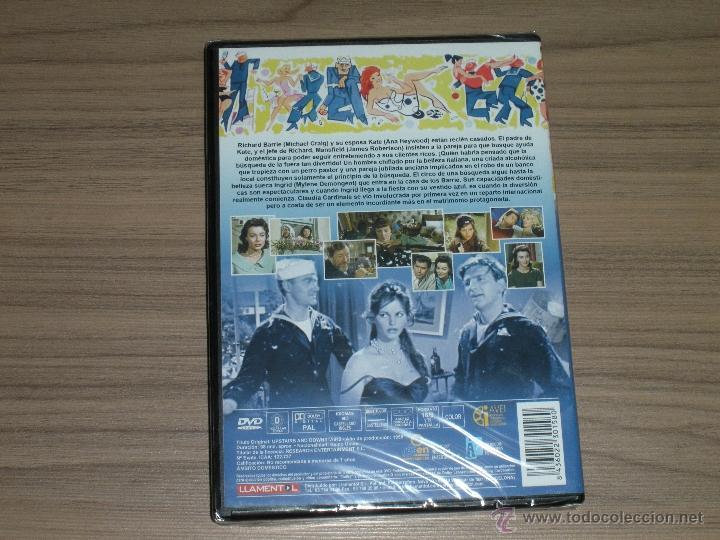 Cine: Las PICARAS DONCELLAS DVD Claudia Cardinale NUEVA PRECINTADA - Foto 2 - 189831041