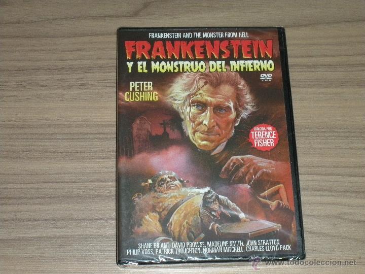 FRANKENSTEIN Y EL MONSTRUO DEL INFIERNO DVD DE TERENCE FISHER PETER CUSHING NUEVA PRECINTADA (Cine - Películas - DVD)