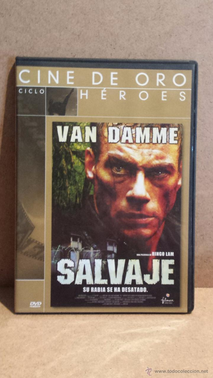 Salvaje Jean Claude Van Damme Dvd De Lujo Sold Through Direct Sale 55012070
