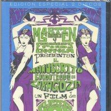 Cine: EL MANUSCRITO ENCONTRADO EN ZARAGOZA DVD (2 DVD): UN FILM INCLASIFICABLE Y GENIAL. DESCATALOGADO.. Lote 162309434
