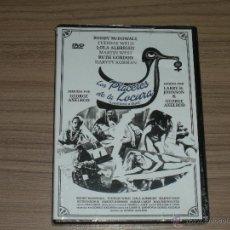 Cine: LOS PLACERES DE LA LOCURA DVD NUEVA PRECINTADA. Lote 221861780