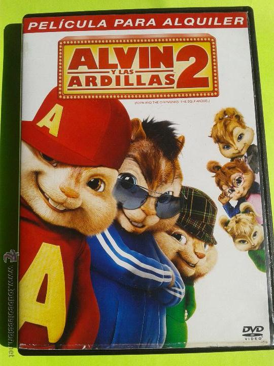 Ardillas 2De Las Alvin Thomas Y Betty VSpUzqM