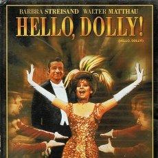 Cine: DVD HELLO,DOLLY! BARBRA STREISAND . Lote 55204365