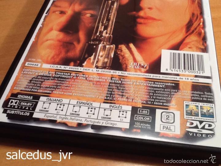 Cine: Rápida y Mortal Sharon Stone Película en DVD Muy Buen Estado - Foto 4 - 194254862