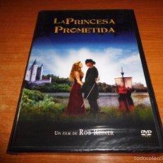 Cine: LA PRINCESA PROMETIDA DVD 2013 ESPAÑA PRECINTADA ROB REINER MARK KNOPFER CARY ELWES MANDY PITINKIN. Lote 169470321