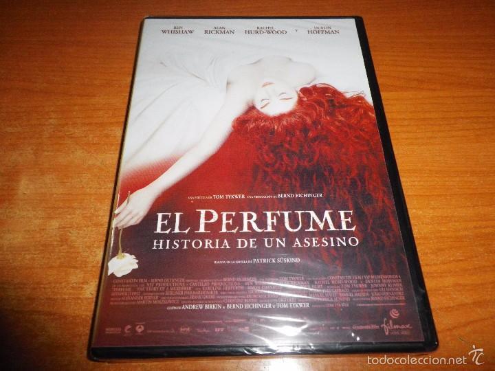 EL PERFUME DVD 2007 PRECINTADA TOM TYKWER DUSTIN HOFFMAN BEN WHISHAW ALAN RICKMAN RACHEL HURD-WOOD (Cine - Películas - DVD)