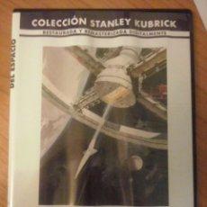 Cine: DVD 2001: UNA ODISEA DEL ESPACIO. STANLEY KUBRICK. NUEVA.. Lote 55345282
