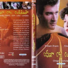 Cine: USAR CON CUIDADO - --DVD. Lote 55362590