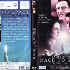 Cine: RACE TO SPACE - CARRERA ESPACIAL -- DVD. Lote 55362652