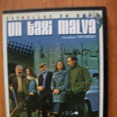 Cine: DVD UN TAXI MALVA. Lote 55389565