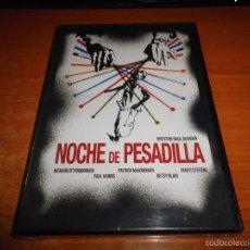 Cinema: NOCHE DE PESADILLA DVD 2006 PRECINTADO ESPAÑA BASIL DEARDEN RICHARD ATTENBOROUGH PAUL HARRIS. Lote 55404691