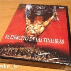 Cine: EL EJÉRCITO DE LAS TINIEBLAS PELÍCULA EN DVD NUEVA Y PRECINTADA. Lote 75280214