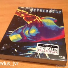 Cine: DEPREDADOR PREDATOR EDICIÓN ESPECIAL CON POSTALES EXCLUSIVAS PELÍCULA EN DVD NUEVO. Lote 55571021