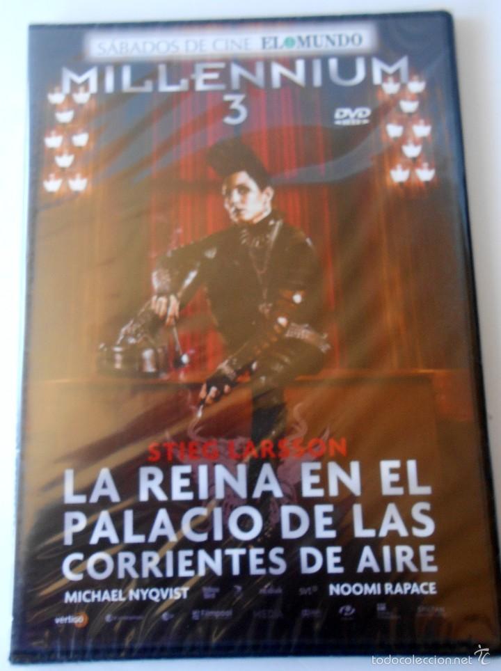 LA REINA EN EL PALACIO DE LAS CORRIENTES DE AIRE -NUEVO- (Cine - Películas - DVD)