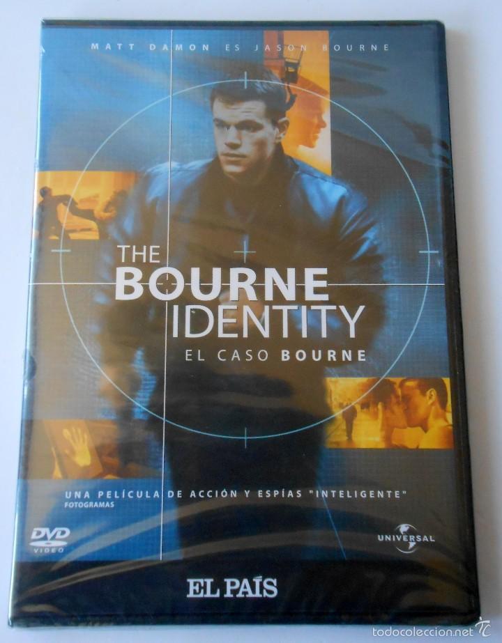 THE BOURNE IDENTITY -NUEVO- (Cine - Películas - DVD)