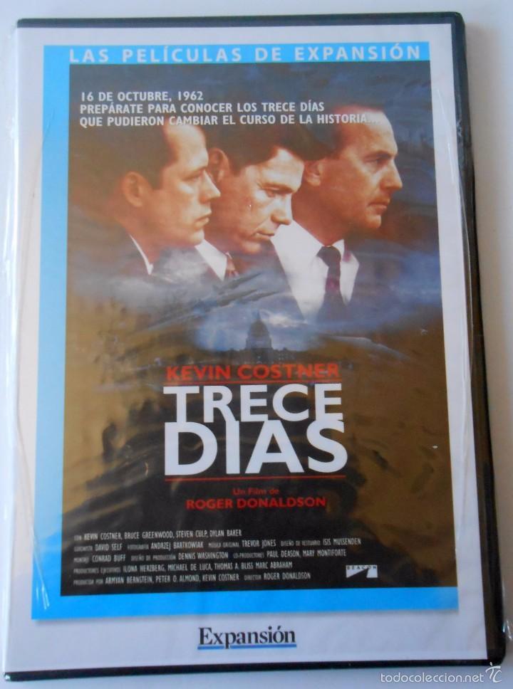 TRECE DIAS KEVIN COSTNER PRECINTADO (Cine - Películas - DVD)