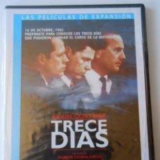 Cine: TRECE DIAS KEVIN COSTNER PRECINTADO. Lote 55696355