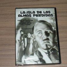 Cine: LA ISLA DE LAS ALMAS PERDIDAS DVD CHARLES LAUGHTON NUEVA PRECINTADA. Lote 113039579