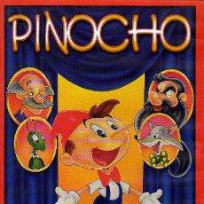 Cine: PINOCHO (CUENTOS) DVD. Lote 55708500
