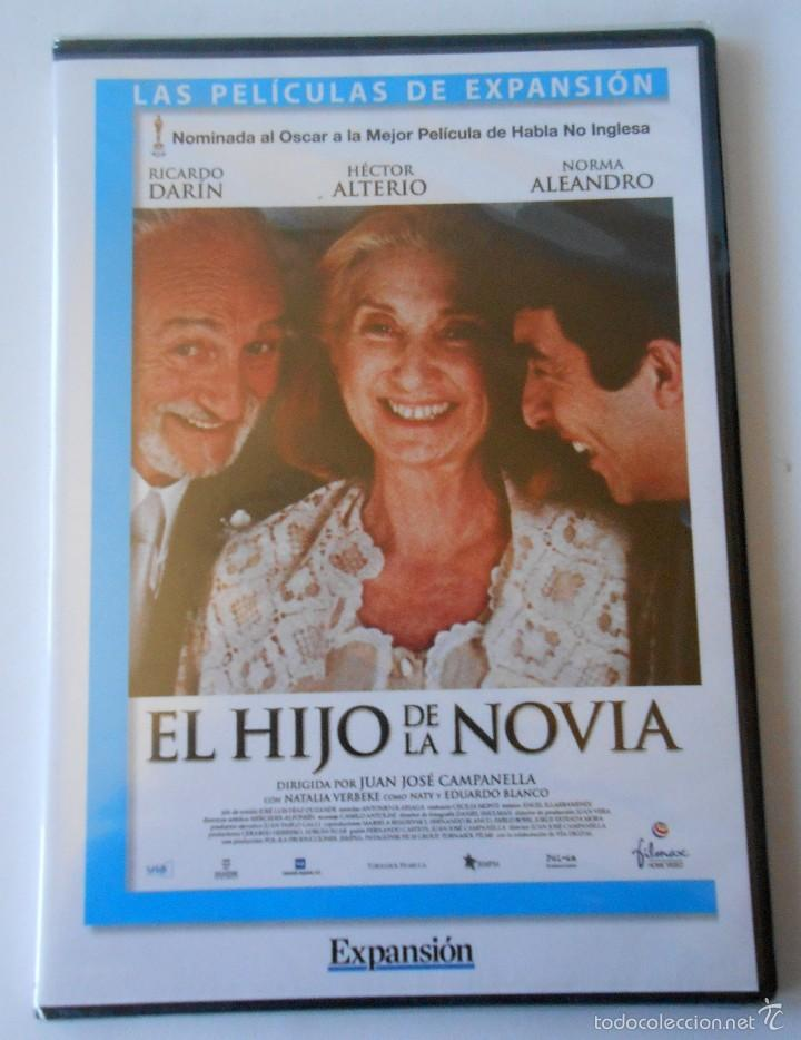 EL HIJO DE LA NOVIA PRECINTADO (Cine - Películas - DVD)